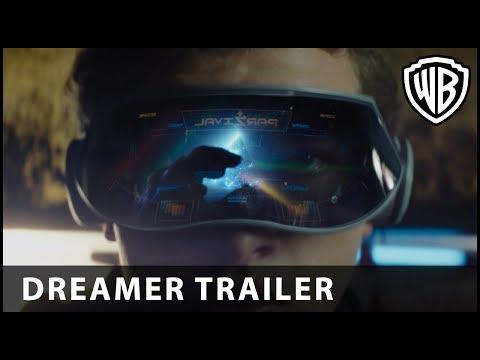 Ready Player One – Dreamer Trailer - Warner Bros. UK