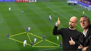Barcelona amazing team goals & plays