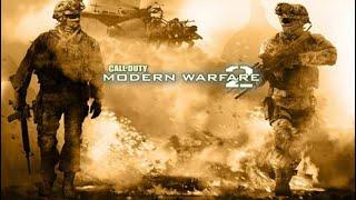 Call Of Duty Modern Warfare 2 #1 Aksiyon Başlasın