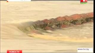 В Сербии на борьбу с наводнением брошена армия