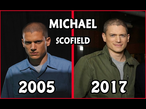 Prison Break Before And After 2017
