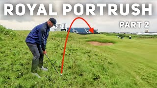 The OPEN Championship's Nastiest Rough | Royal Portrush Part 2