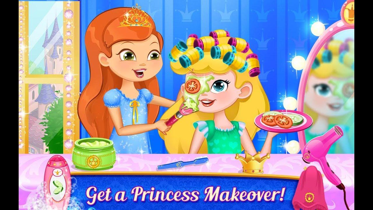 princess pj party pajamas videos games for kids girls. Black Bedroom Furniture Sets. Home Design Ideas