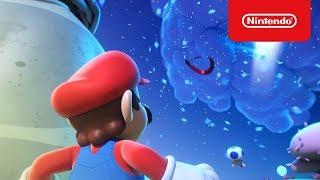 Nintendo Switch マリオ+ラビッツ キングダムバトル トレーラー 【この...