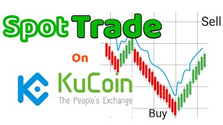 How to Buy any Crypto on Spot at Kucoin Exchange