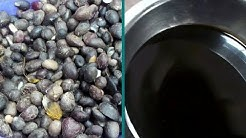 HOW TO PREPARE PALM KERNEL OIL (MANYANGA IN CALABAR LANGUAGE)
