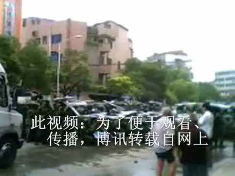 湖北省石首市,几万民众将前来镇...
