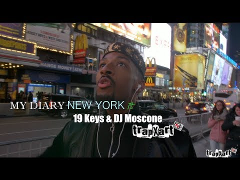 'NY' By 19 Keys & DJ Moscone
