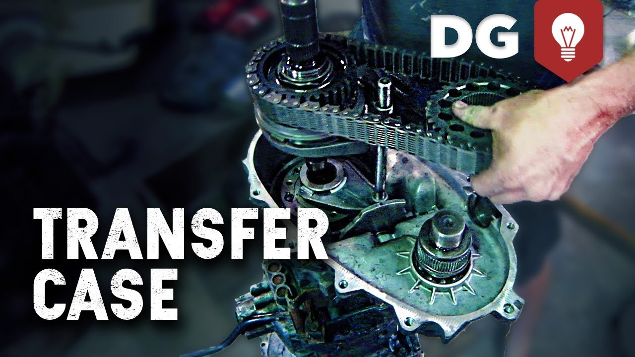 hight resolution of how to rebuild a new process np transfer case