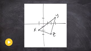 Find the perimeter oḟ a triangle on a coordinate plane | Geometry
