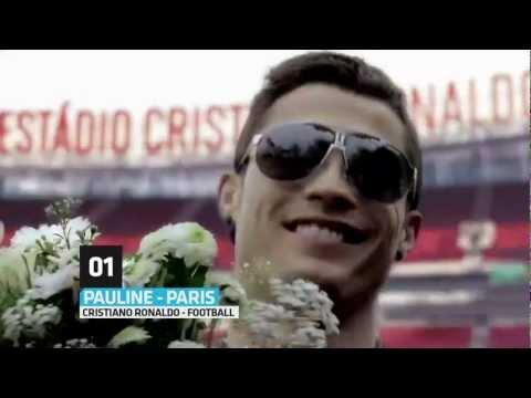 Top Fan: Les filles sont fans de Cristiano Ronaldode YouTube · Durée:  2 minutes 4 secondes