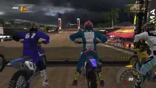 Mx Vs Atv Supercross Encore : Straight Rhythm Race : Widow Maker : PS4