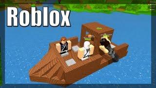 Jogando Roblox - Em Busca do Pé Grande!