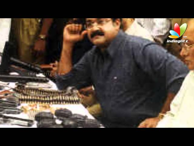 Mohanlal in Bollywood Film 'Escape to Nowhere' I Latest Malayalam Movie News