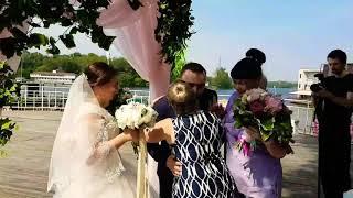 Свадьба в Яхт-Клубе Водник.