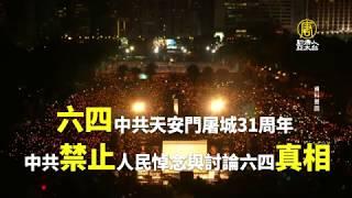 中國網友翻牆 用坦克人模型紀念六四