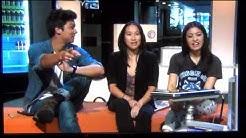 Flat3 web series - U Live TV Interview
