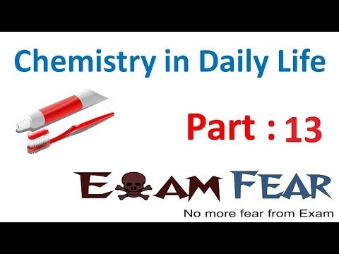 Chemistry in Everyday life part 13 (Food additives) CBSE class 12 XII