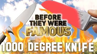 1000 DEGREE KNIFE - Before They Were Famous - EXPERIMENT, Who is Mr.Gear?