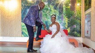 Keisha and Rodney Wedding
