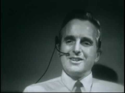 "1968 ""Mother of All Demos"" with Doug Engelbart & Team (1/3)"