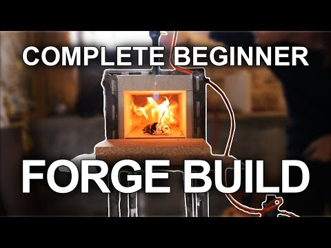 Building a Propane Forge without welding!