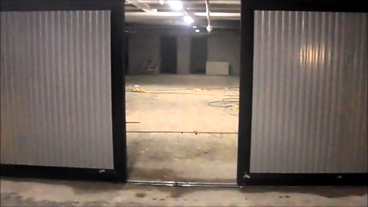 Letoon Sliding Fire Door Youtube