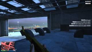 GTA5 Online (PC) | Атака на военную базу