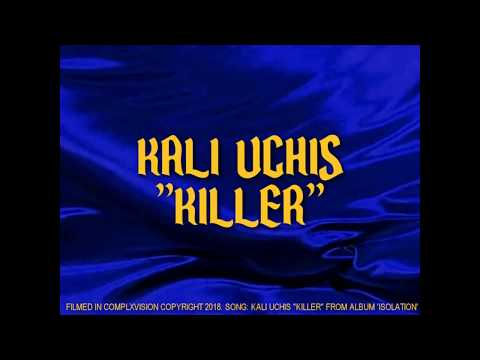 Kali Uchis - Killer (Lyric Video)