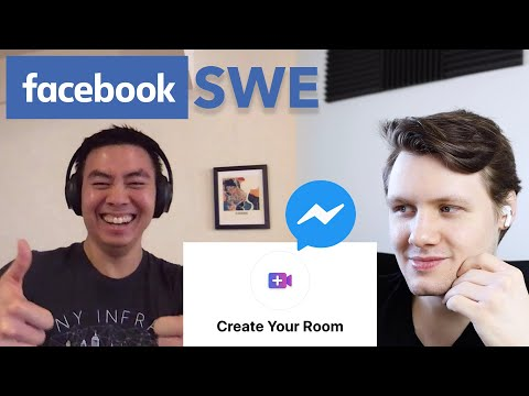 Messenger Rooms - Chatting With A Facebook Software Engineer
