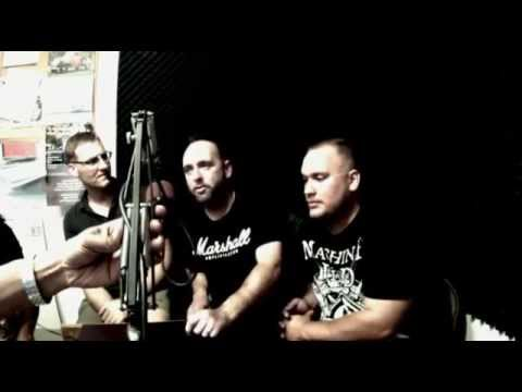 Outside the Wire - band interview (2015 Groove Session 88.1FM)