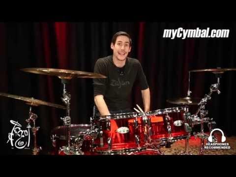 "Zildjian 18"" S China Cymbal - 1283g - Played by Casey Cooper (S18CH-1050316ZZ)"
