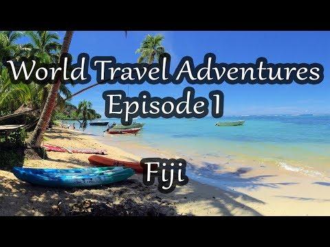World Travel - I - Fiji | Hot Mud Pools!