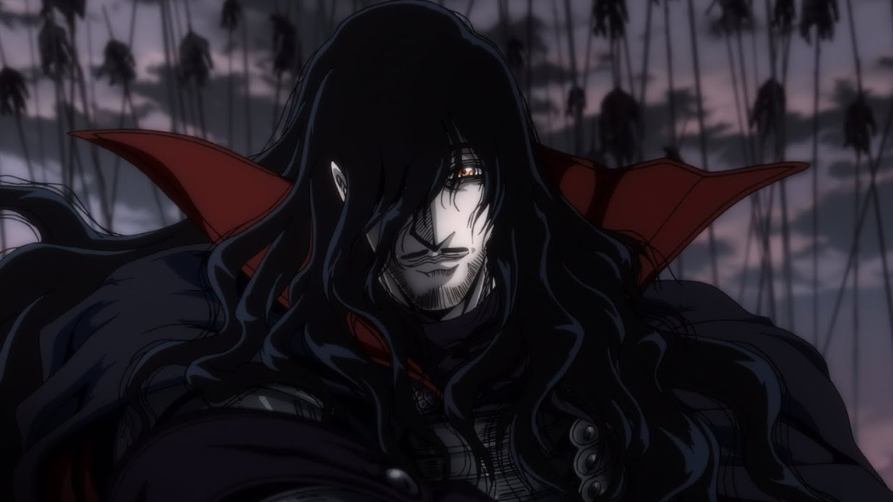 Level E Anime Characters : Hellsing ultimate alucard vs anderson final battle youtube
