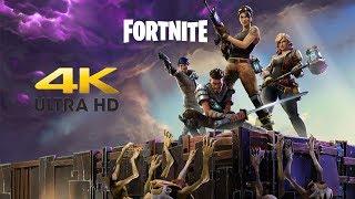 FORTNITE 4K - PS4 PRO - TV LG 4K + HDR 60 UH7650