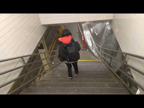 KOG Major Subway Express 57th-7th Platform Work@BMT Central Park pART.2
