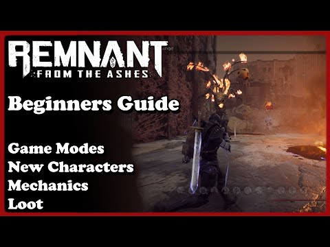 [Remnant] A Beginners Guide to Understanding the Game.