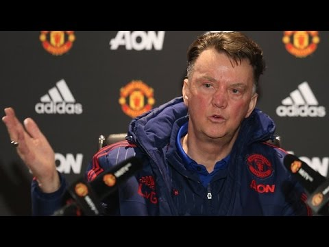 Louis van Gaal - 'I Have Bad Periods At All My Clubs' 'Manchester United Have The Best Fans'