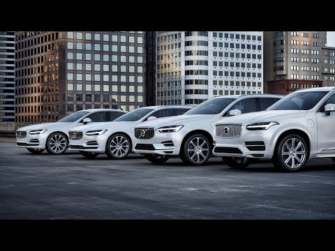 Volvo becomes first major car company to switch to only electric and hybrid vehicles