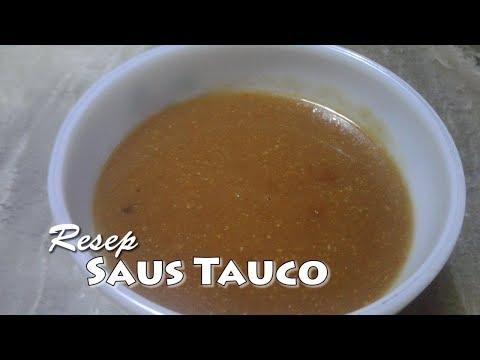 Cara Membuat Saus Tauco
