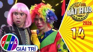 Cặp đôi hài hước Mùa 3 - Tập 14: Đoàn Lô Tô Thất Thủ - Gia Huy Su Su, Hồ Khánh Long