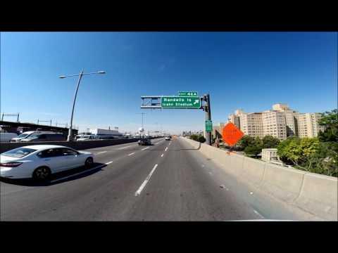 Robert F. Kennedy (Triborough) Bridge - No Toll Booths New York USA