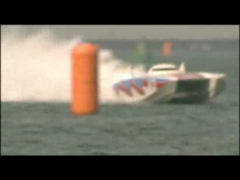 Class 1 World Powerboat Championship day 1