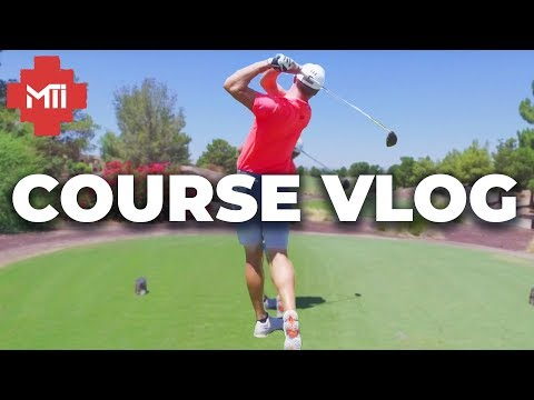 MTi Golf Course Vlog with Jim Waldron Part 1