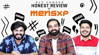 MensXP | Honest Review | MensXP Ft. Anubhav Singh Bassi
