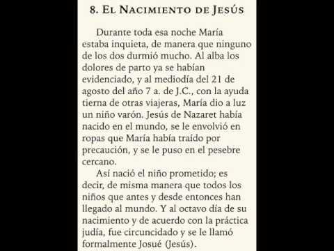 Jesus de nació el 21 de Agosto del año 7 A.C, ( un día como hoy hace ...