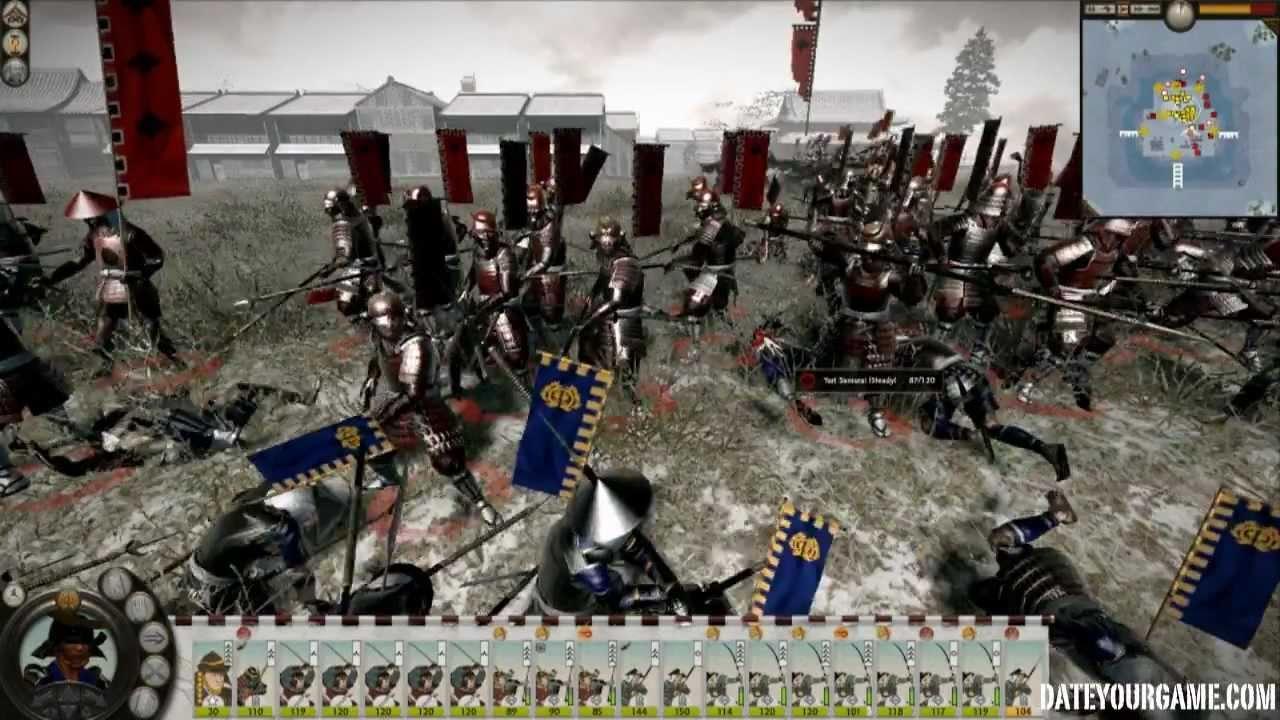 Total War Shogun 2 Fall Of The Samurai Wallpaper Total War Shogun 2 Date Campaign Gameplay Walkthrough 21