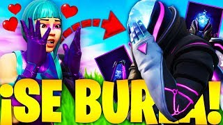 IT MAKES ME SOLl for not having SKIN and I SHOW YOU MY NEW INFINITE SKIN in FORTNITE!.. 🔥😱