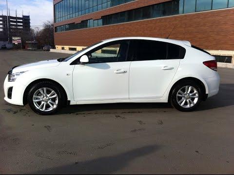 Шевролет Круз 2012 - Реальный тест-драйв (б/у) \ Realniy Test Drive Chevrolet Cruze 2012