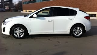Шевролет Круз 2012 - Реальный тест-драйв (б/у)  Realniy Test Drive Chevrolet Cruze 2012(, 2014-11-11T17:56:05.000Z)